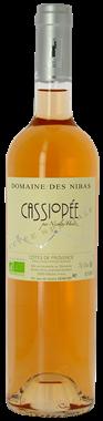 """Domaine des Nibas Cuvée """"Cassiopée"""" Côtes de Provence Rosé 2019"""