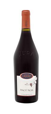 Domaine GRAND Pinot noir Côtes du Jura AOP