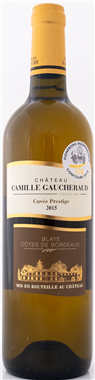 Château Camille Gaucheraud - Blanc Prestige