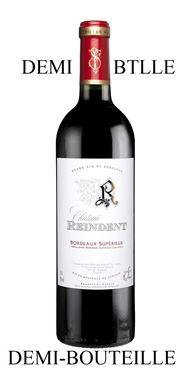 Famille Saby Château Reindent Bordeaux supérieur Rouge 2016
