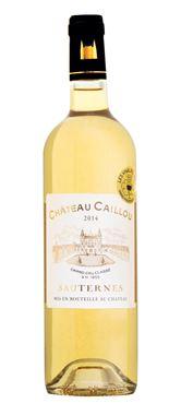 CHATEAU CAILLOU  Sauternes AOP