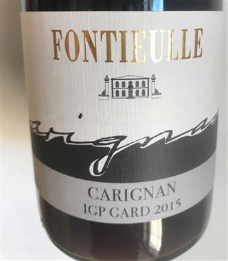 DOMAINE FONTIEULLE