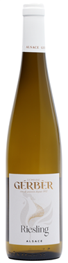 Domaine Gerber Riesling Alsace riesling Blanc 2017