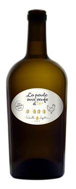 Famille LAPLACE La poule aux oeufs d'or Vin de France Sans indication géo.