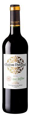 Château Dubraud sans sulfite ajouté Blaye Côtes de Bordeaux Rouge 2019