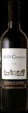 Château Haut Chatain Lalande-de-Pomerol Rouge 2017