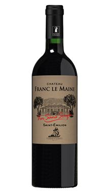 Château Franc Le Maine - Sans Soufre
