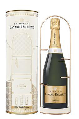 Coffret porte-bijoux Léonie Brut Champagne Blanc