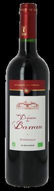 Domaine du Barrau Bordeaux Rouge Bio 2020 Bordeaux Rouge 2020