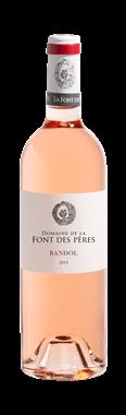 Domaine la Font des Pères Bandol Rosé 2019