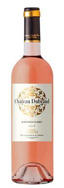 Château Dubraud Clairet Bordeaux clairet Rosé 2019