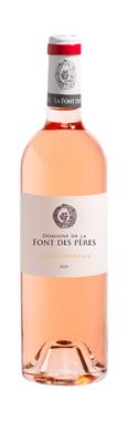 Domaine la Font des Pères Côtes de Provence Rosé 2020
