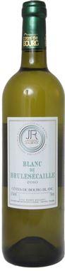 BLANC DE BRULESÉCAILLE  Côtes de Bourg AOP