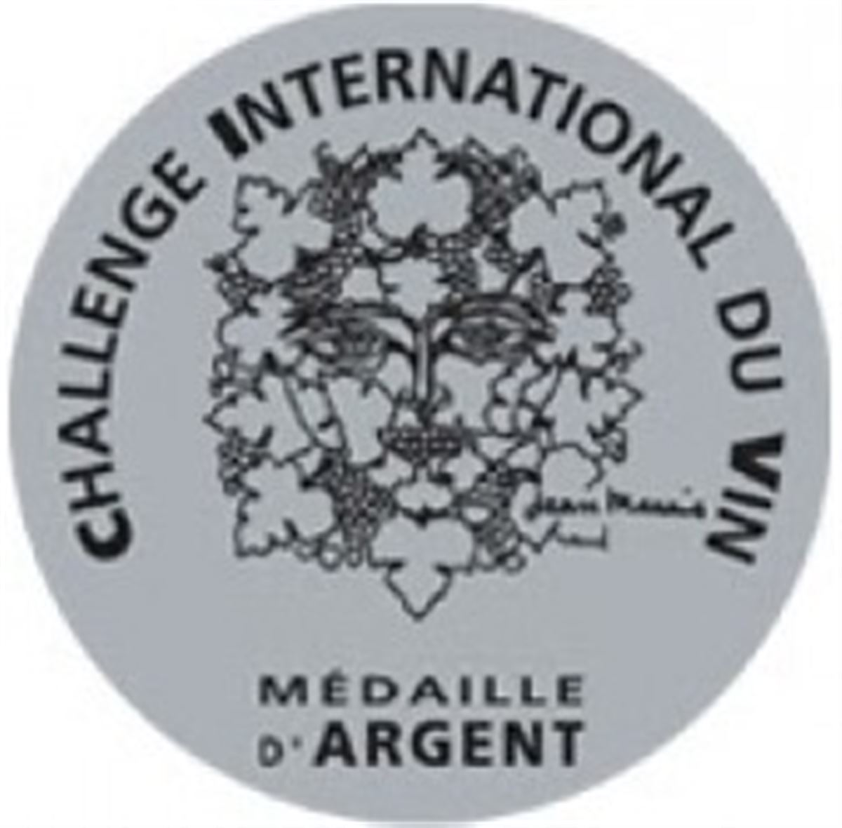Billedresultat for Challenge International du Vin 2018 medaille argent