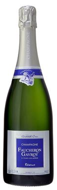 Champagne Faucheron Gavroy Brut Réserve Champagne AOP