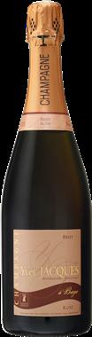 Champagne Yves JACQUES Cuvée Rosé Champagne AOP