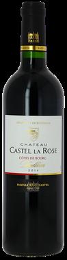 Château Castel La Rose Tradition Côtes de Bourg AOP