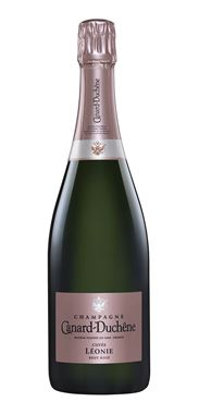 Champagne Canard-Duchêne LEONIE BRUT ROSE Champagne Rosé