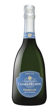 Champagne Canard-Duchêne Grande Cuvée CHARLES VII Blanc de Blancs Champagne Blanc