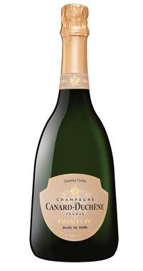 Champagne Canard-Duchêne Grande Cuvée CHARLES VII Blanc de Noirs Champagne Blanc