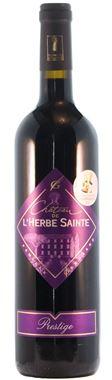 """CHATEAU DE L HERBE SAINTE """"90 bouteilles"""""""