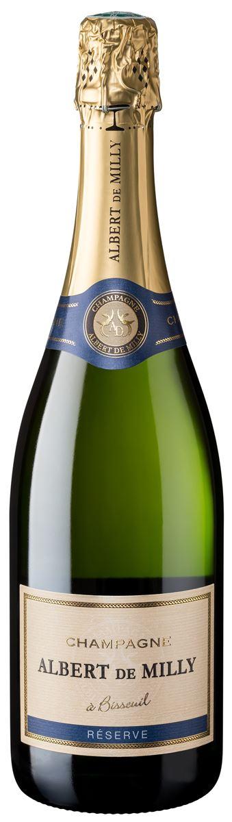 Champagne Albert De Milly