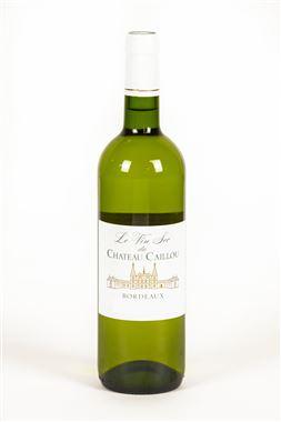 Le Vin Sec du Château Caillou