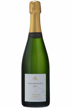 Champagne Pierre BOEVER & Fils - Grand Cru Carte Blanche- Brut-Grand Cru Champagne Blanc