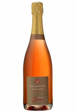 Champagne Pierre BOEVER & Fils CHAMPAGNE ROSE-Brut-Grand Cru Champagne Rosé