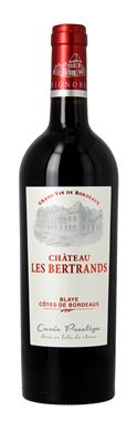 CHATEAU LES BERTRANDS