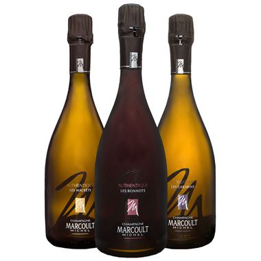 Découverte Authentique - Champagne Marcoult