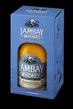 LAMBAY Irish Whisky