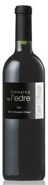 Domaine de l' Edre  Carrément Rouge - 91/100 Wine Advocate