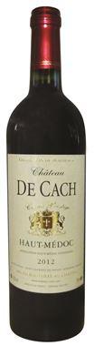 Château de Cach Cuvée Prestige Cuvée Prestige Haut-Médoc Rouge 2012