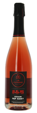 La Cuverie 2.6.15 Bugey Cerdon méthode ancestrale Rosé