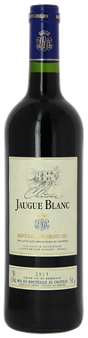 Château Jaugue Blanc Saint Emilion Grand Cru
