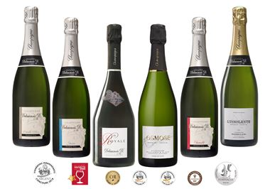Carton 6 Découverte - Champagne Delaunois - Premier Cru