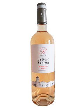 Château La Rose Sarron Bordeaux Rosé 2019