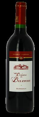 Domaine du Barrau Bordeaux tradition Bordeaux Rouge 2002