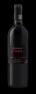 Domaine de l'Edre Carrément Mourv'edre 2019 Carrément Mourv'edre Côtes Catalanes Rouge 2019