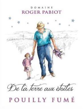 Domaine Roger Pabiot et ses Fils De la terre aux étoiles Pouilly-Fumé Blanc 2018