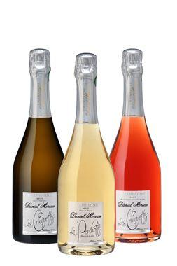 """Champagne Daniel Moreau """"Les Parcellaires"""""""