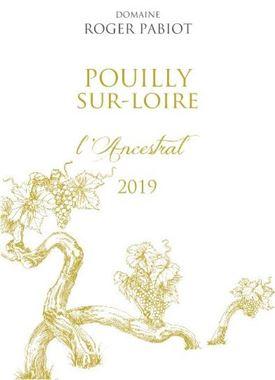 Domaine Roger Pabiot et ses Fils Pouilly sur Loire Pouilly-sur-Loire Blanc 2019