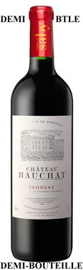 Famille Saby Château Hauchat Fronsac Rouge 2016