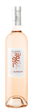 Château Bonisson La Petite Causerie Rosé BIO 75cL Coteaux d'Aix-en-Provence  Rosé 2020