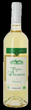 Domaine du Barrau Bordeaux Blanc Bio 2020 Bordeaux Blanc 2020