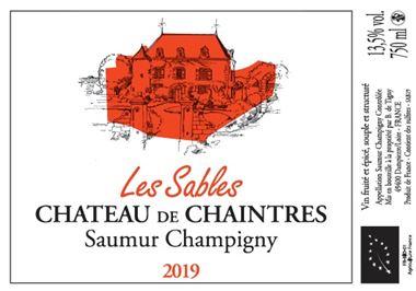 Château de Chaintres Les Sables