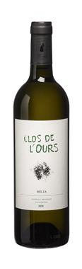 Domaine Clos de l'Ours Milia Côtes de Provence Blanc 2020