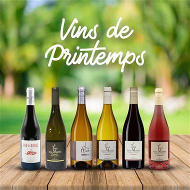 VINS DE PRINTEMPS