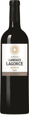 Château Landais Lagorce Moulis Rouge 2018